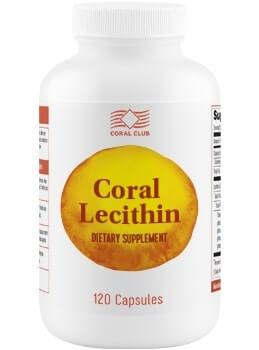 Лецитин Коралловый Клуб