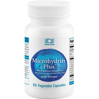 Микрогидрин плюс Коралловый Клуб