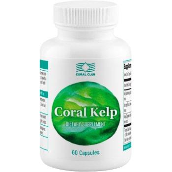 Бурая водоросль (Корал Келп)