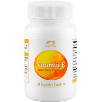 Витамин Е от Кораллового Клуба