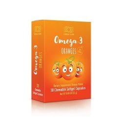 Омега 3 Апельсина